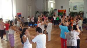 Instructorado Tantra 2019 @ Tantra Vitalidad | Mar del Plata | Buenos Aires | Argentina