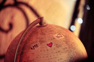 amor a través de la distancia