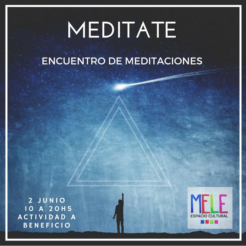 MEDITATE, Encuentro de Meditaciones. Mar del Plata @ Mar del Plata | Buenos Aires | Argentina