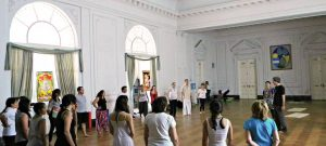 Tantra! en el 7° Encuentro Festival de Yoga en la Ciudad de 9 de Julio, Bs As.