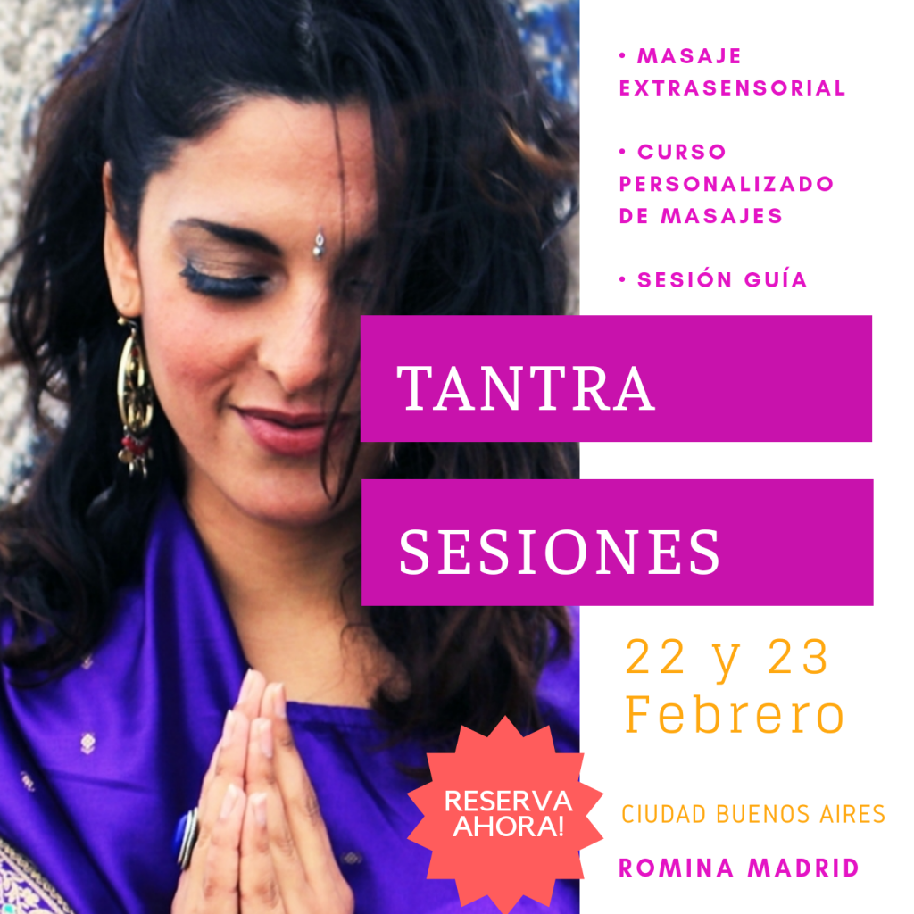 Tantra Sesiones Buenos Aires!
